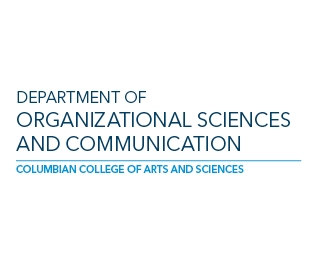 CCAS Organizational Sciences and Communication large brand