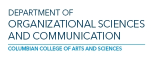 CCAS Organizational Sciences and Communication small brand