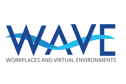 Workplaces and Virtual Environments (WAVE) Lab Logo